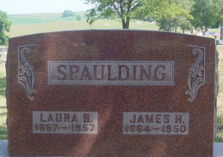 SPAULDING, JAMES & LAURA - Ida County, Iowa | JAMES & LAURA SPAULDING