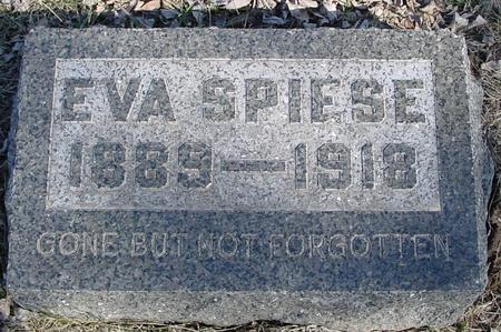 SPIESE, EVA - Ida County, Iowa | EVA SPIESE