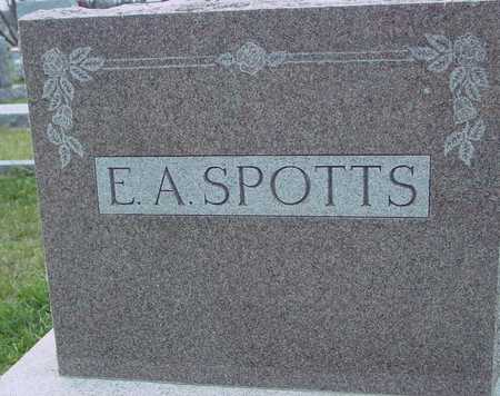 SPOTTS, E. A. - Ida County, Iowa | E. A. SPOTTS