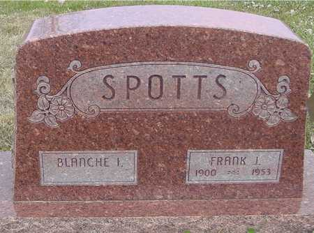 SPOTTS, FRANK - Ida County, Iowa | FRANK SPOTTS