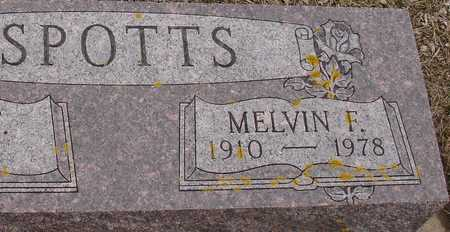 SPOTTS, MELVIN - Ida County, Iowa | MELVIN SPOTTS
