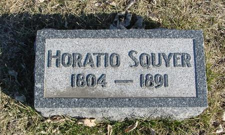 SQUYER, HORATIO - Ida County, Iowa | HORATIO SQUYER