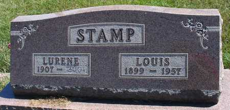 STAMP, LOUIS & LURENE - Ida County, Iowa | LOUIS & LURENE STAMP