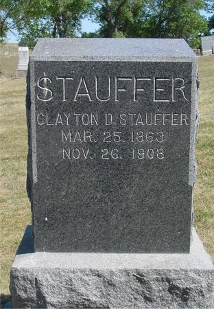 STAUFFER, CLAYTON - Ida County, Iowa | CLAYTON STAUFFER