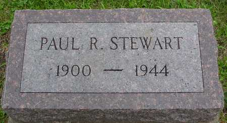 STEWART, PAUL R. - Ida County, Iowa | PAUL R. STEWART