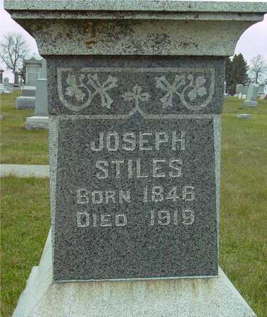 STILES, JOSEPH - Ida County, Iowa | JOSEPH STILES