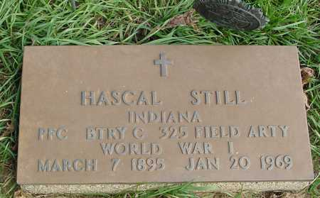 STILL, HASCAL - Ida County, Iowa | HASCAL STILL