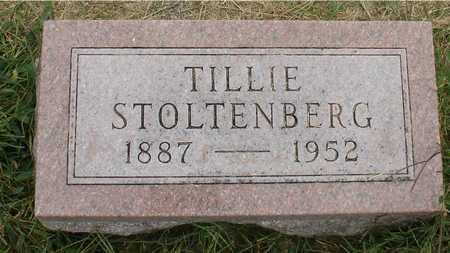 STOLTENBERG, TILLIE - Ida County, Iowa | TILLIE STOLTENBERG