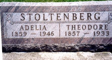 STOLTENBERG, THEODORE - Ida County, Iowa | THEODORE STOLTENBERG