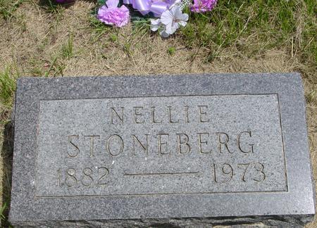 STONEBERG, NELLIE - Ida County, Iowa | NELLIE STONEBERG