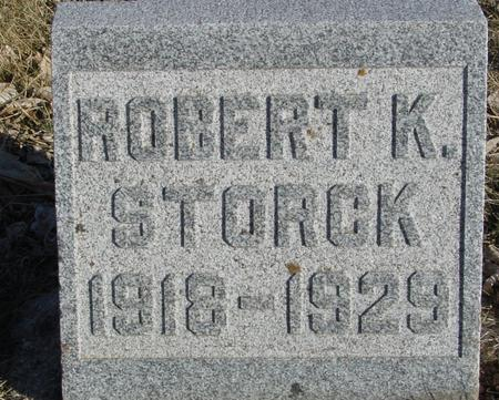 STORCK, ROBERT K. - Ida County, Iowa | ROBERT K. STORCK