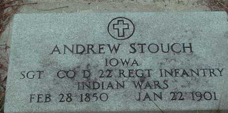 STOUCH, ANDREW - Ida County, Iowa | ANDREW STOUCH