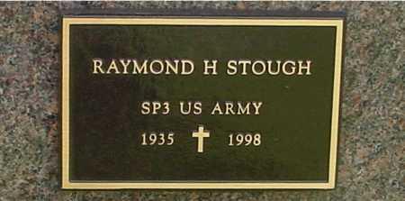 STOUGH, RAYMOND H. - Ida County, Iowa | RAYMOND H. STOUGH