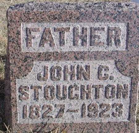 STOUGHTON, JOHN C. - Ida County, Iowa | JOHN C. STOUGHTON