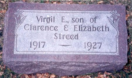 STREED, VIRGIL E - Ida County, Iowa | VIRGIL E STREED