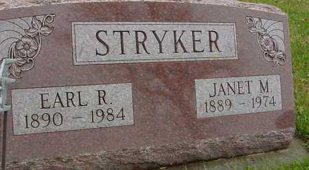STRYKER, EARL & JANET - Ida County, Iowa | EARL & JANET STRYKER