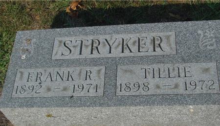 STRYKER, FRANK & TILLIE - Ida County, Iowa | FRANK & TILLIE STRYKER