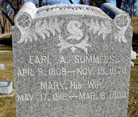 SUMMERS, EARL A. & MARY - Ida County, Iowa | EARL A. & MARY SUMMERS