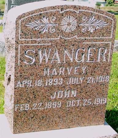 SWANGER, HARVEY & JOHN - Ida County, Iowa | HARVEY & JOHN SWANGER