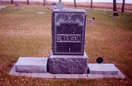 SWANSON, MILO - Ida County, Iowa | MILO SWANSON