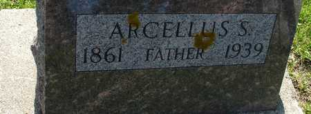 SYKES, ARCELLUS - Ida County, Iowa | ARCELLUS SYKES