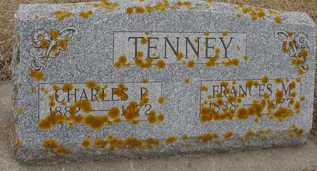 TENNEY, CHARLES & FRANCES - Ida County, Iowa | CHARLES & FRANCES TENNEY