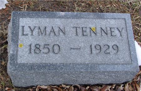 TENNEY, LYMAN - Ida County, Iowa | LYMAN TENNEY