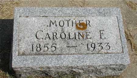 TERKELSEN, CAROLINE F. - Ida County, Iowa | CAROLINE F. TERKELSEN