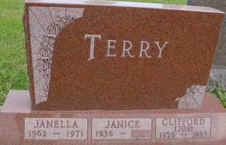 TERRY, CLIFFORD (JOE) - Ida County, Iowa | CLIFFORD (JOE) TERRY