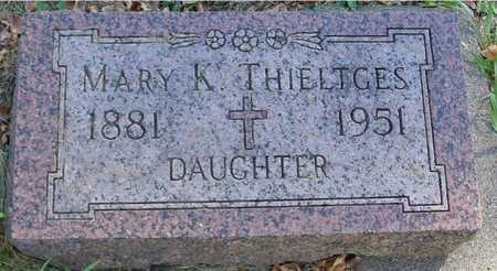 THIELTGES, MARY K. - Ida County, Iowa | MARY K. THIELTGES