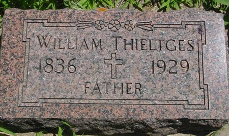 THIELTGES, WILLIAM - Ida County, Iowa | WILLIAM THIELTGES
