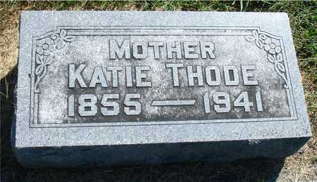 THODE, KATE - Ida County, Iowa | KATE THODE