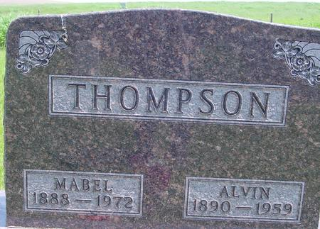 THOMPSON, ALVIN - Ida County, Iowa | ALVIN THOMPSON
