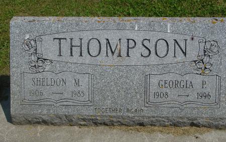 THOMPSON, SHELDON M. - Ida County, Iowa | SHELDON M. THOMPSON