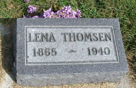 THOMSEN, LENA - Ida County, Iowa | LENA THOMSEN