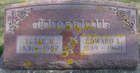 THORNHILL, EDWARD & ELSIE - Ida County, Iowa | EDWARD & ELSIE THORNHILL