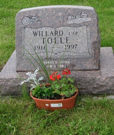 TOLLE, WILLARD - Ida County, Iowa | WILLARD TOLLE