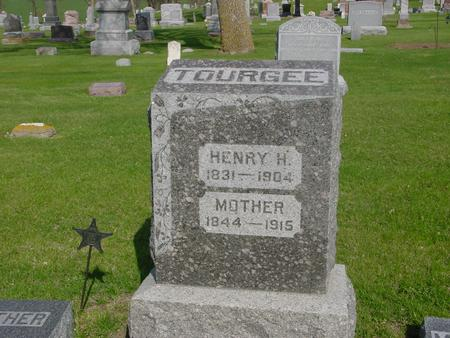 TOURGEE, HENRY H. - Ida County, Iowa | HENRY H. TOURGEE