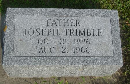TRIMBLE, JOSEPH - Ida County, Iowa | JOSEPH TRIMBLE