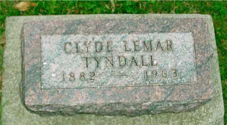 TYNDALL, CLYDE LEMAR - Ida County, Iowa | CLYDE LEMAR TYNDALL