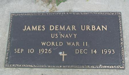URBAN, JAMES DEMAR - Ida County, Iowa | JAMES DEMAR URBAN