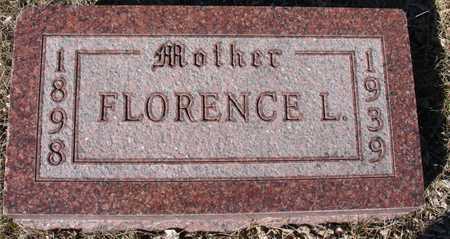 VAN HOUTEN, FLORENCE L. - Ida County, Iowa | FLORENCE L. VAN HOUTEN