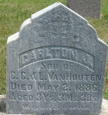 VAN HOUTEN, CARLTON J. - Ida County, Iowa | CARLTON J. VAN HOUTEN