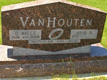 VAN HOUTEN, D. BRUCE - Ida County, Iowa | D. BRUCE VAN HOUTEN