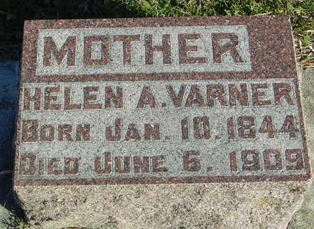 VARNER, HELEN A. - Ida County, Iowa | HELEN A. VARNER