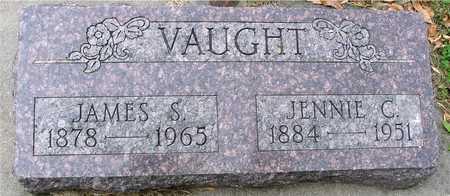 VAUGHT, JAMES & JENNIE - Ida County, Iowa | JAMES & JENNIE VAUGHT