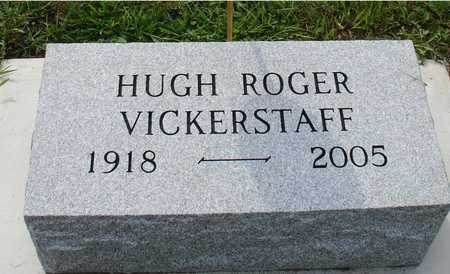 VICKERSTAFF, HUGH  ROGER - Ida County, Iowa | HUGH  ROGER VICKERSTAFF