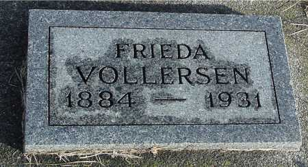 VOLLERSEN, FRIEDA - Ida County, Iowa | FRIEDA VOLLERSEN