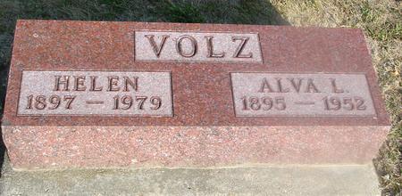 VOLZ, ALVA & HELEN - Ida County, Iowa | ALVA & HELEN VOLZ