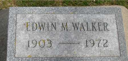 WALKER, EDWIN M. - Ida County, Iowa | EDWIN M. WALKER